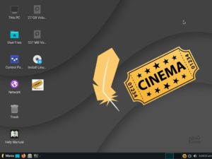 cinema hd for linux