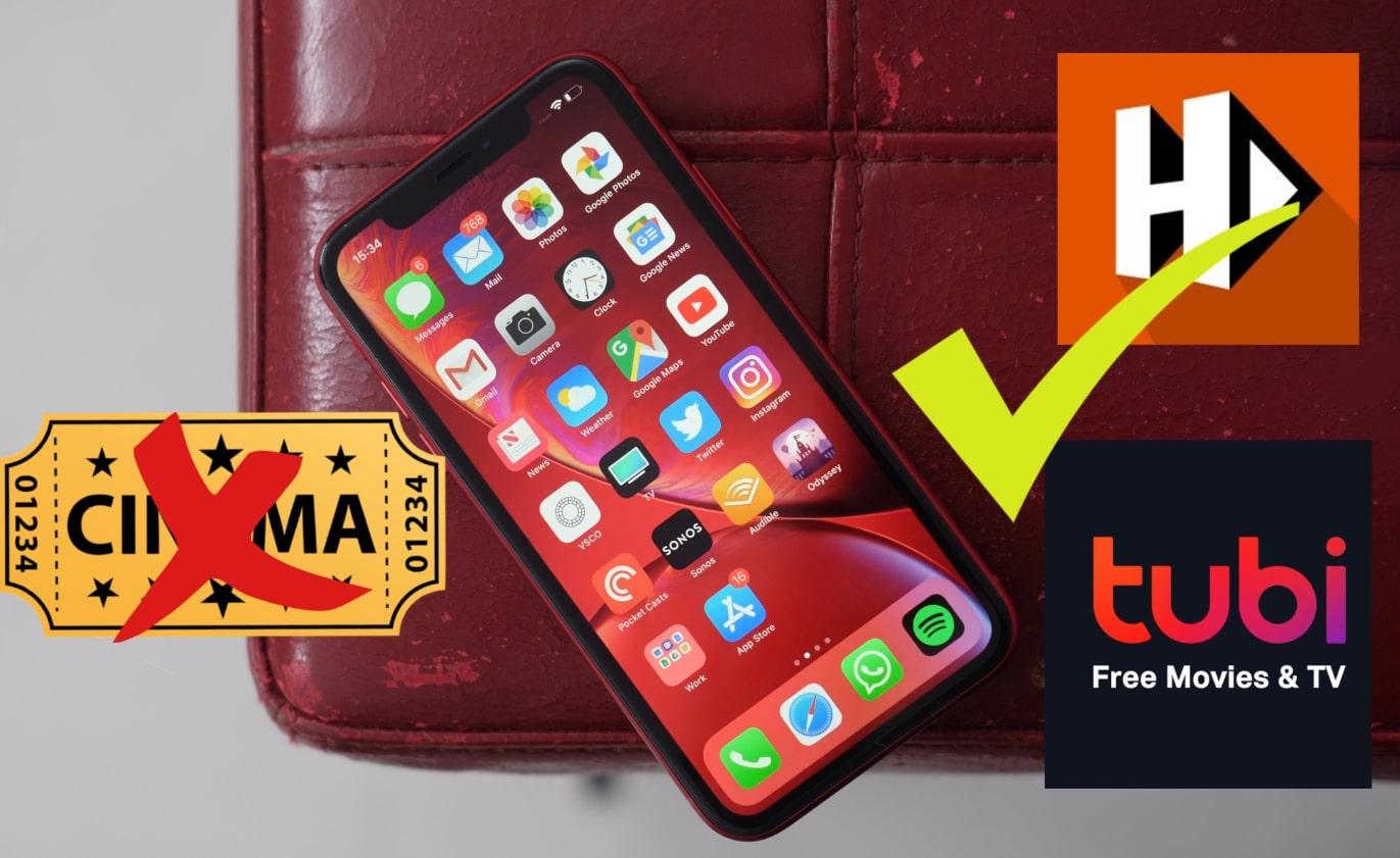 Cinema HD for iOS – Download Tubi TV, HDO BOX on iPhone, iPad