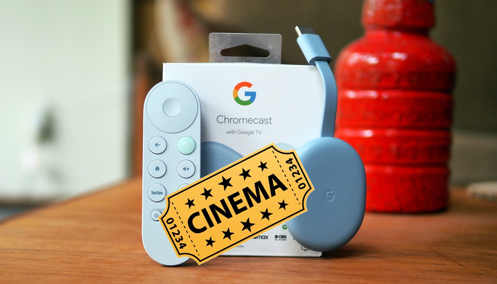 How To Install Cinema HD APK on Google TV 4K with Chromecast