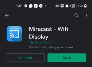 miracast cinema hd
